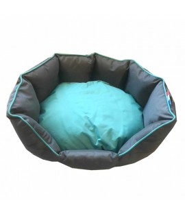 Coussin Oxford ovale M...