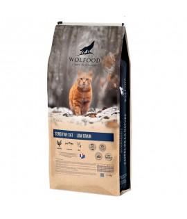 SENSITIVE CAT LOW GRAIN 10kg
